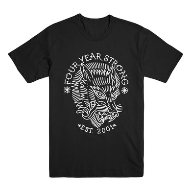 Four Year Strong FYS - Wolf Flash Tee