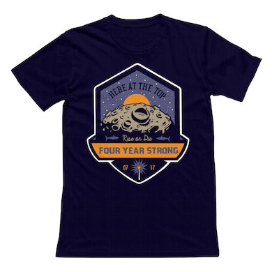 Four Year Strong FYS - Here at the Top Tee