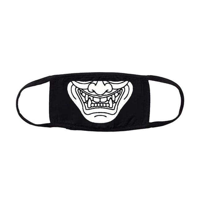 Can't Swim - Oni Facemask