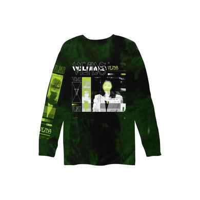 Volumes - Pixelate Dye Long Sleeve