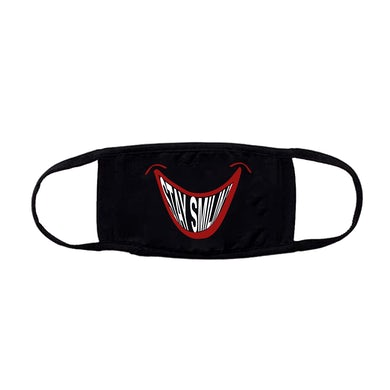 Emblem3 - Stay Smilin' Face Mask