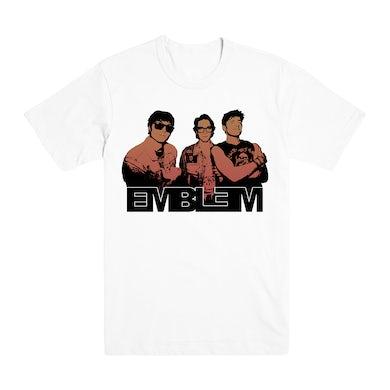 Emblem3 - Photo Logo Tee