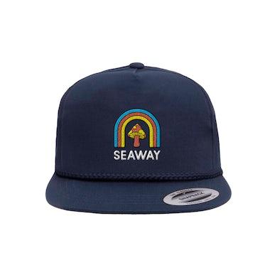 Seaway - Mushroom Snapback Hat