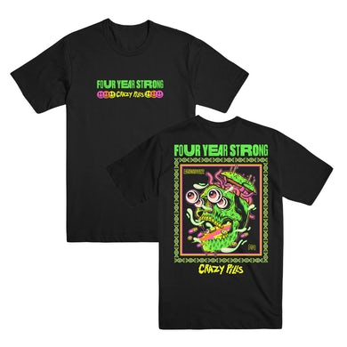 Four Year Strong FYS - Crazy Pills Tee