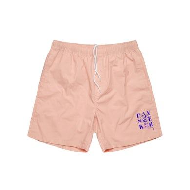 Dayseeker - Burial Plot Shorts - Pink