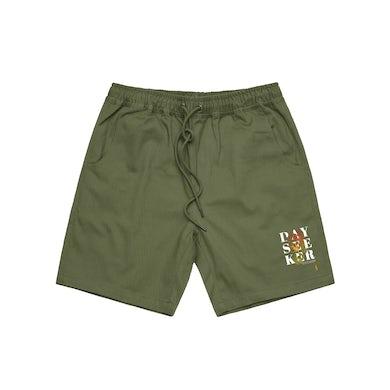 Dayseeker - Burial Plot Shorts - Green