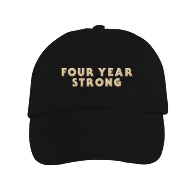 Four Year Strong FYS Embroidered Dad Hat