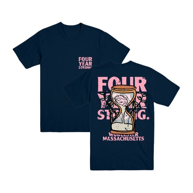 Four Year Strong FYS - Hourglass Tee