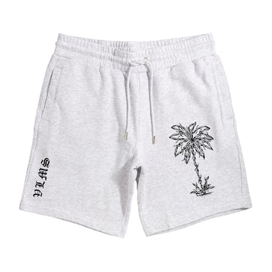 Volumes VLMS - Palm Tree Sweat Shorts