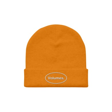 Volumes VLMS - Orange Beanie