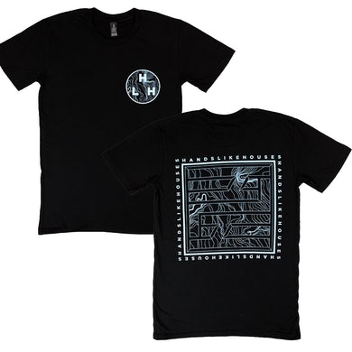 Hands Like Houses HLH - Wire Frame Tee