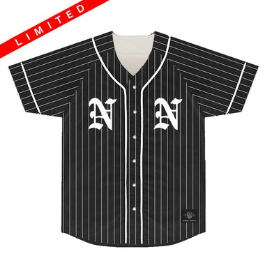 nothing,nowhere NN Limited Edition Baseball Jersey