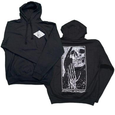 nothing,nowhere hope to die hoodie