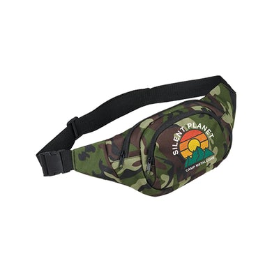 Silent Planet Camp Metalcore Fanny Pack