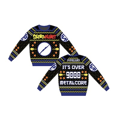 Silent Planet Planet Z Ugly Knit Sweater