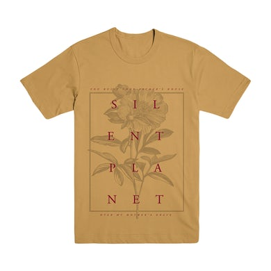 Silent Planet Native Blood Floral Tee