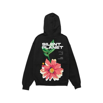 Silent Planet Spiraling Out of Control Hoodie - Black