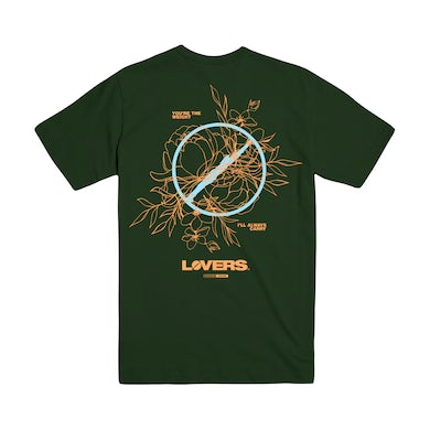 Silent Planet Outlined Flower Tee