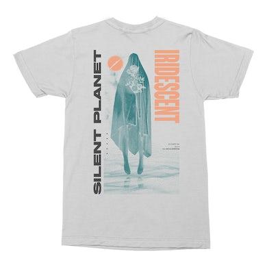 Silent Planet Iridescent Album Tee - White