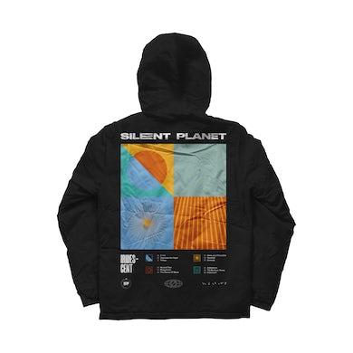 Silent Planet Iridescent Tracklist Windbreaker