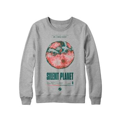 Silent Planet Iridescent Crewneck Sweater