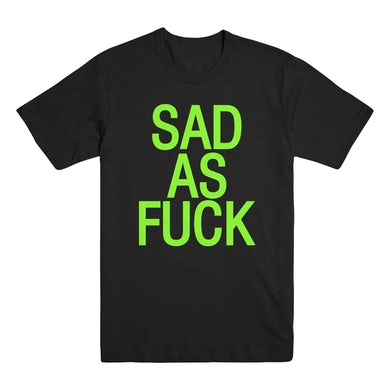 Emo Nite Sad As Fuck - Black/Lime