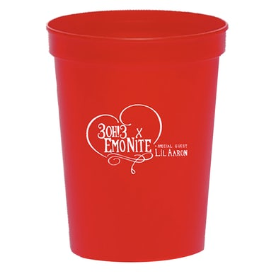Emo Nite Want House Party Tour Cup