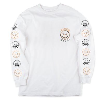 Yung Pinch Wink Emoji Long Sleeve