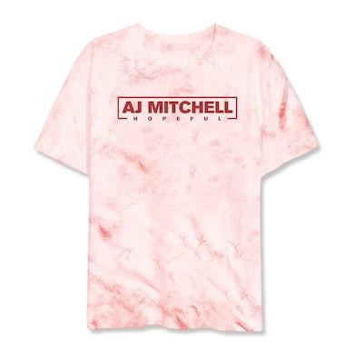 AJ Mitchell Hopeful Custom Dyed Tee