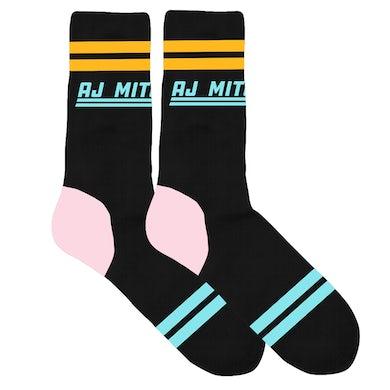 AJ Mitchell Locking It Up Socks
