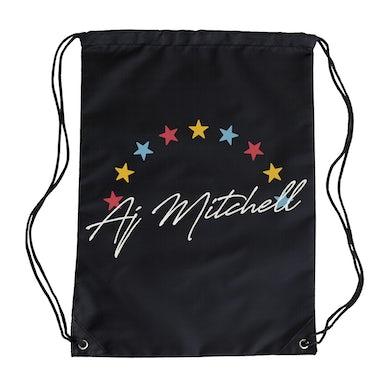 AJ Mitchell Star Drawstring Bag