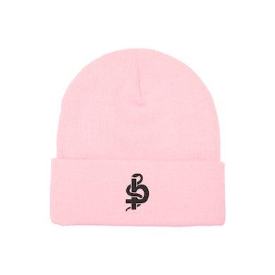 blackbear Pink Logo Beanie