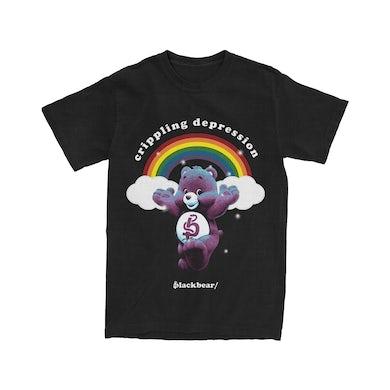 blackbear Crippling Depression Rainbow Tee