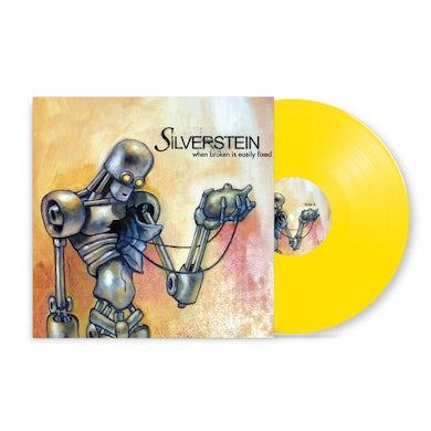 Silverstein WBIEF Vinyl - Canary Yellow