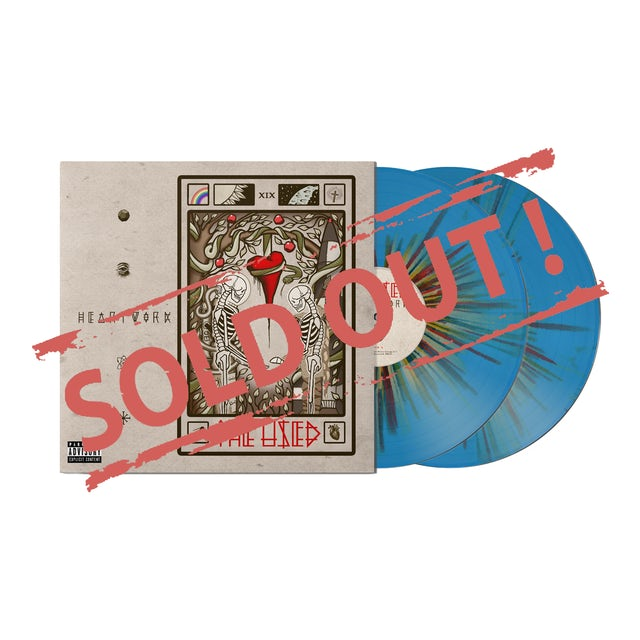 The Used Heartwork Vinyl