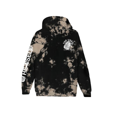 The Used Far From Lonely Dye Hoodie