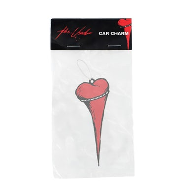 The Used Heart Noose Car Charm