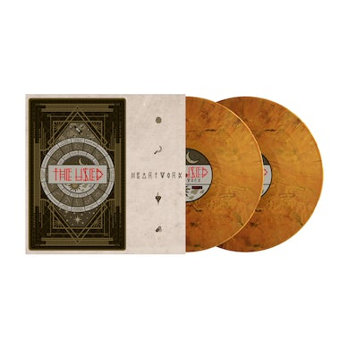The Used Heartwork Deluxe Vinyl