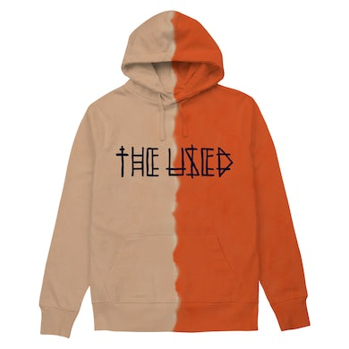 The Used Heartwork Deluxe Dyed Hoodie