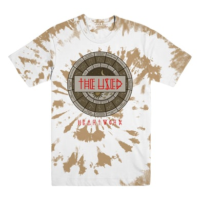 The Used Heartwork Deluxe Dyed Tee