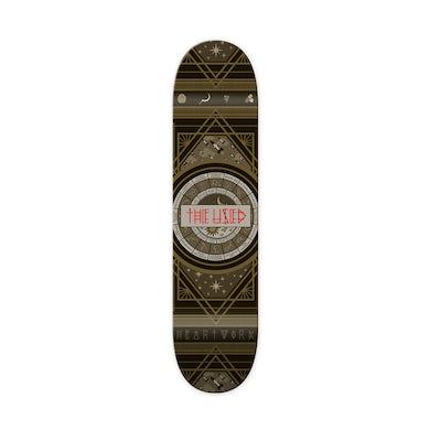 The Used Heartwork Deluxe Skatedeck