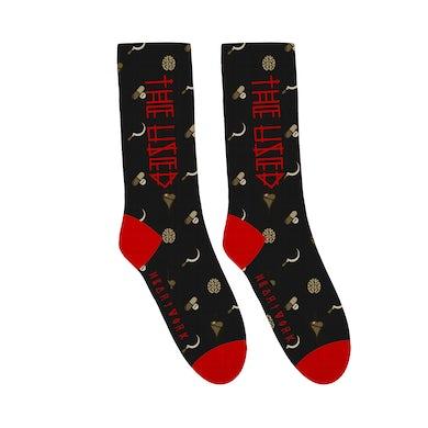 The Used Heartwork Deluxe Socks