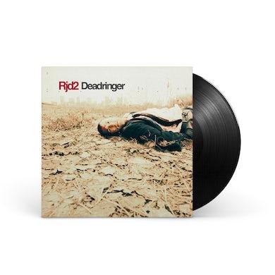 Rjd2 Deadringer Vinyl