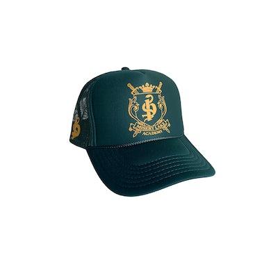 blackbear Misery Lake Crest Trucker Hat