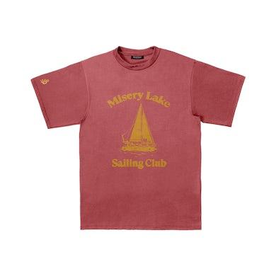 blackbear Misery Lake Sailing Club T-Shirt