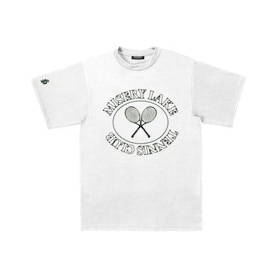 blackbear Misery Lake Tennis Club T-shirt