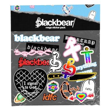 blackbear Mega Sticker Pack