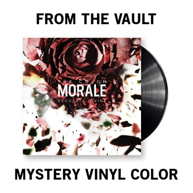 The Color Morale Desolate Divine Vinyl