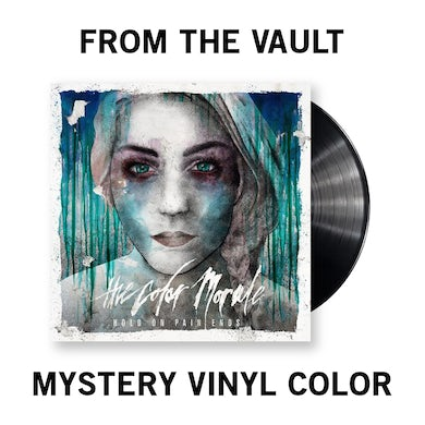 The Color Morale Hold On Pain Ends Vinyl