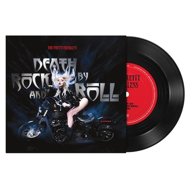 """The Pretty Reckless - Death By Rock & Roll 7"""" (Vinyl)"""